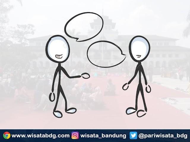 Contoh Ungkapan-Ungkapan Bahasa Sunda di Kalangan Remaja