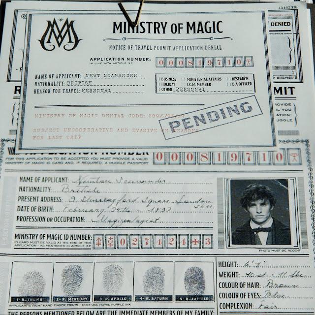 Nova foto de 'Animais Fantásticos e Onde Habitam 2' mostra o pedido pendente de Newt para integrar o Ministério da Magia | Ordem da Fênix Brasileira