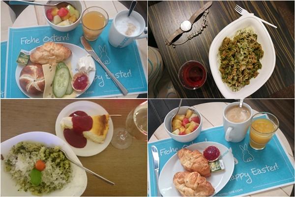 Sunny Sunday #84 - www.josieslittlewonderland.de - rostock, Wochenrückblick, kolumne, persönlich, weekreview, happy easter, food, breakfast, motel one, frühstück