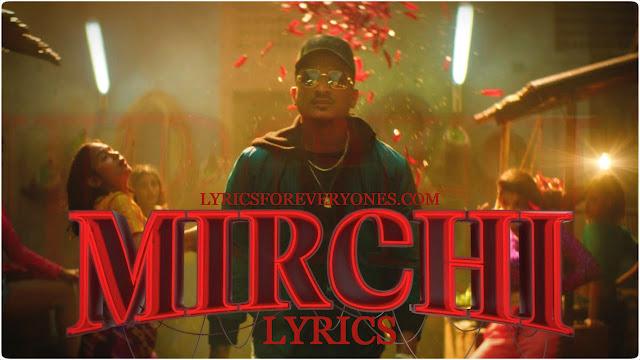 Mirchi Lyrics DIVINE MC Altaf Phenom Stylo G