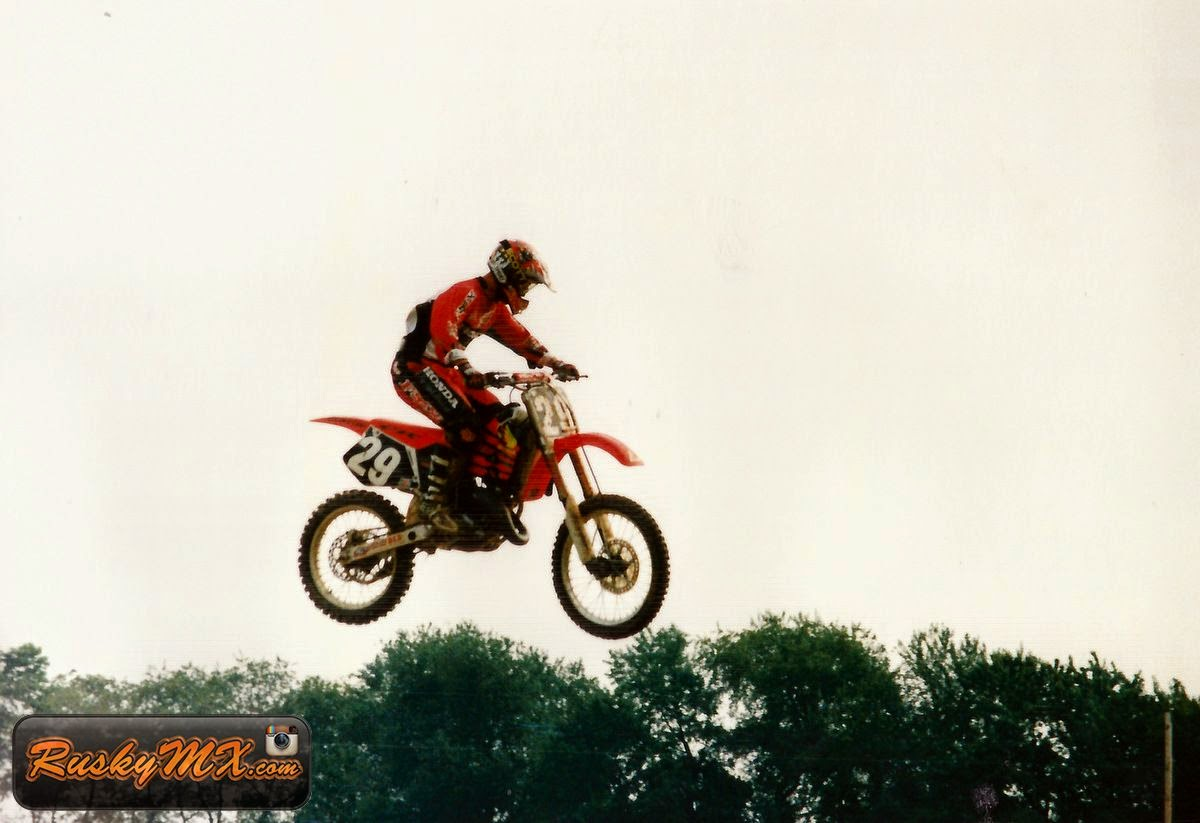 Scott Sheak Steel City 1997