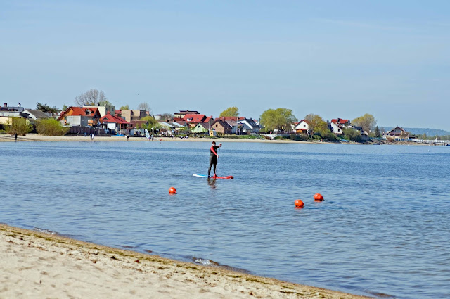 sporty wodne w Rewie, co można uprawiać