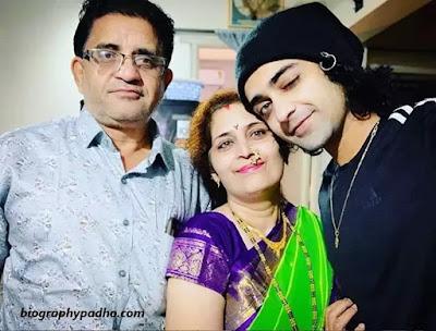 Sumedh Mudgalkar Family Photo