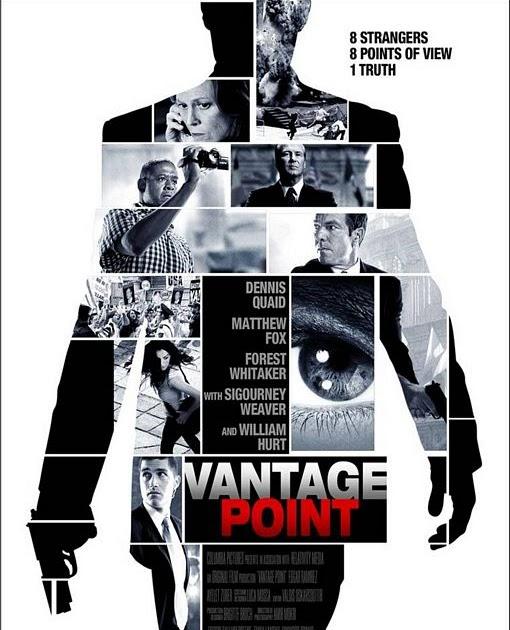 Vagebond's Movie ScreenShots: Vantage Point (2008)