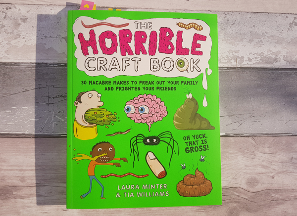 Perfect Children's craft book for Halloween