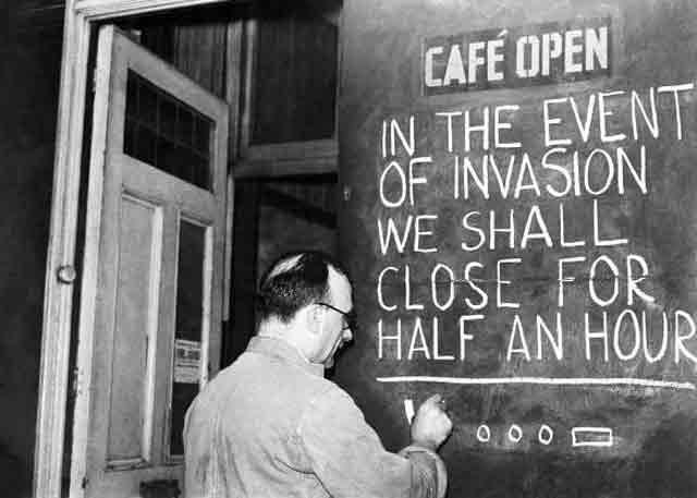 London cafe owner 28 September 1941 worldwartwo.filminspector.com