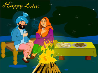 Happy Lohri Pictures for Whatsapp and Facebook