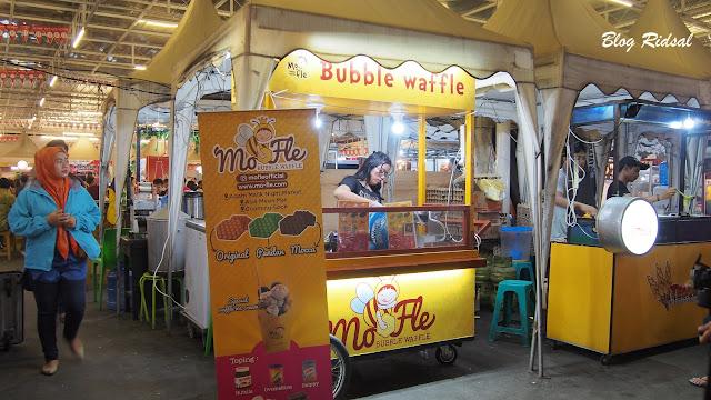 Medan Night Market: Akhirnya bisa kesini - Mofle