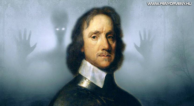Oliver Cromwell látomásai