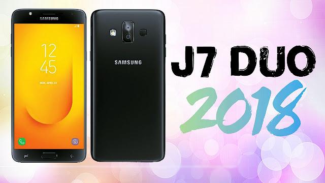 سعر ومواصفات Galaxy J7 Duo 2018