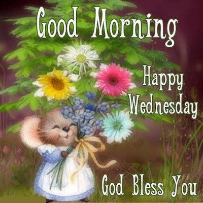 Good morning Wednesday blessings images download