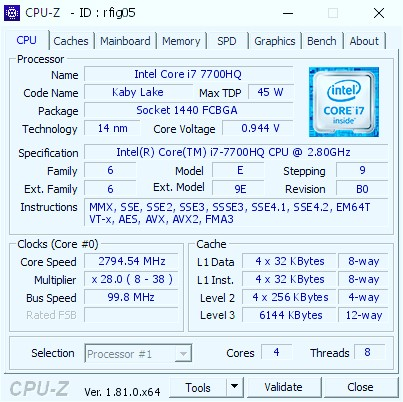 CPU-Z went quietly to revision 1.92.2. And yet its changelog is interesting