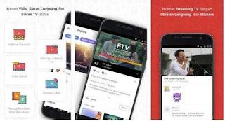 Vidio TV Online Tanpa Kuota Data