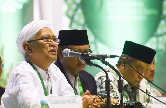 Gus Mus Sebut NU Setia pada Indonesia Bukan pada Pemerintah
