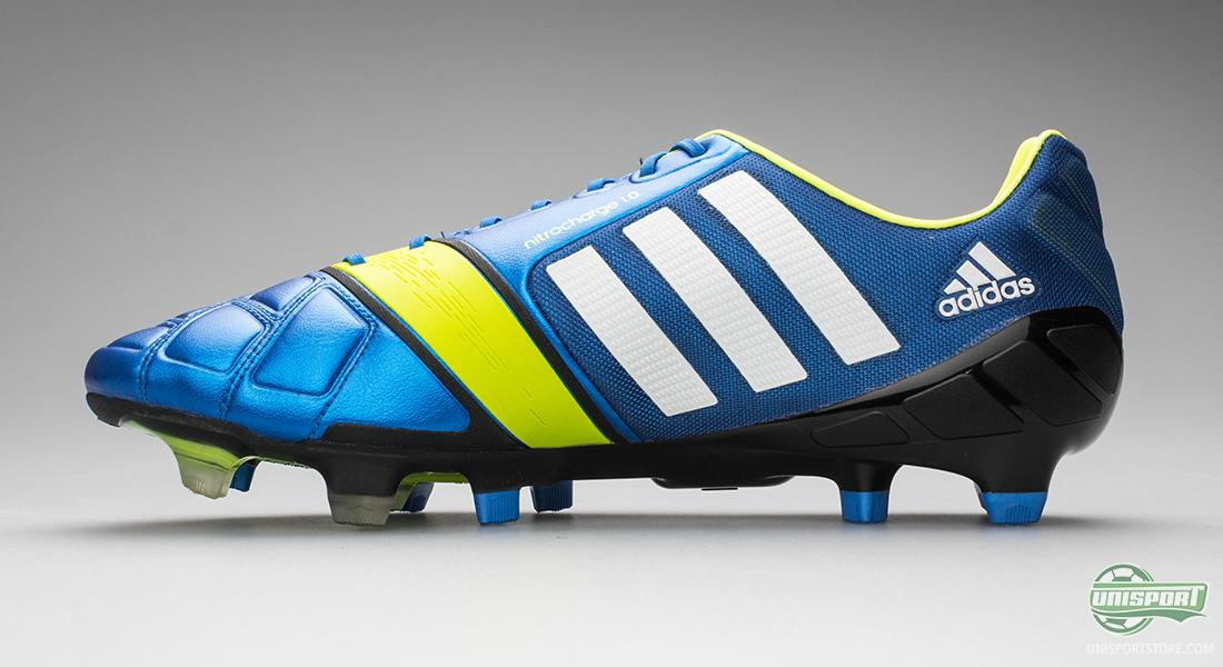 Available in three different stud configurations. The nitrocharge 1.0 Boot  is the flagship of the new Adidas ...