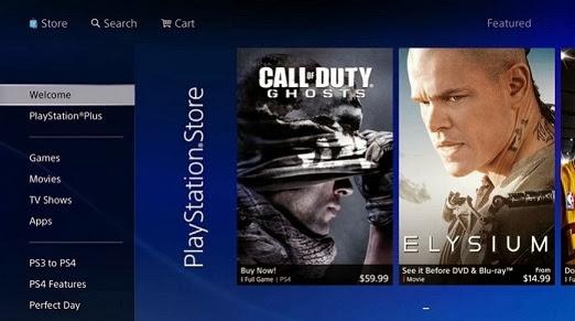 DLC, PSN Store