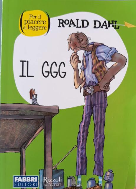 Libri per crescere: Il GGG