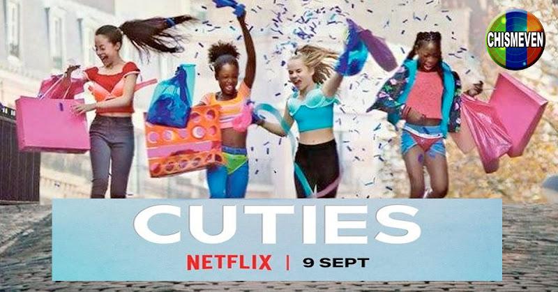 Exigen el retiro de una serie infantil de Netflix por sexualizar a las niñas