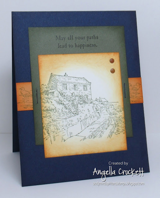 Stampin Up By The Bay, Card Designer Angie Crockett