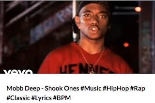 Mobb deep - shook Ones