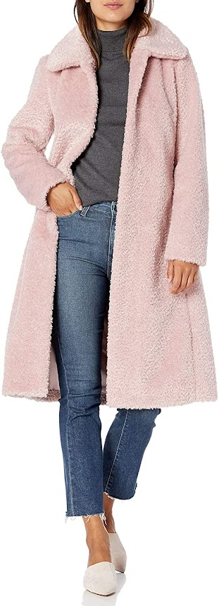 Faux Fur Coats Jackets for Women