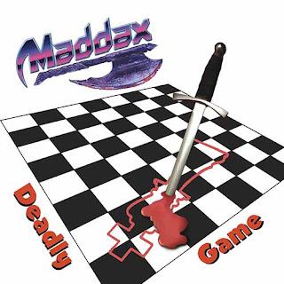 """Ο δίσκος των Maddax """"Deadly Game"""""""