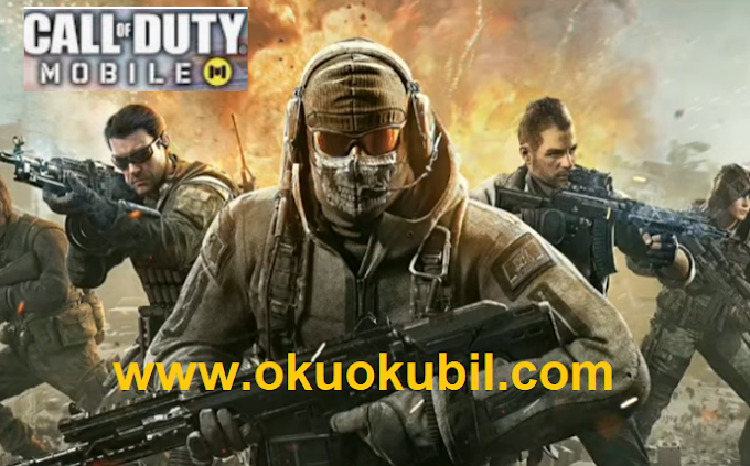Call of Duty Mobile v1.0.8 No Recoil Hileli MOD Apk 2020