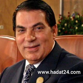 وفاة الرئيس التونسي الأسبق زين العابدين بن علي بمدينة جدة السعودية
