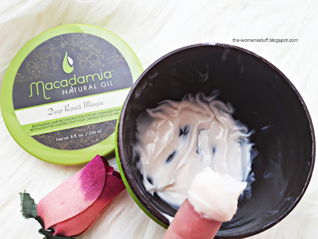 "Macadamia Natural Oil ""Deep Repair Masque"""