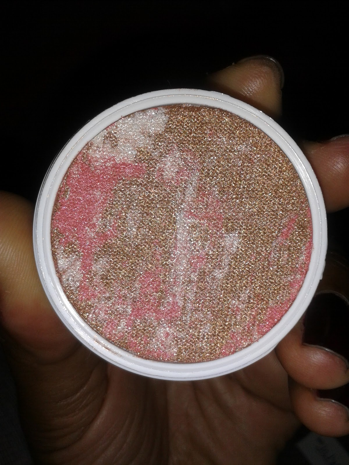 The Cocoa Dynasty: Swatch Out! Colourpop Super Cheek Shock