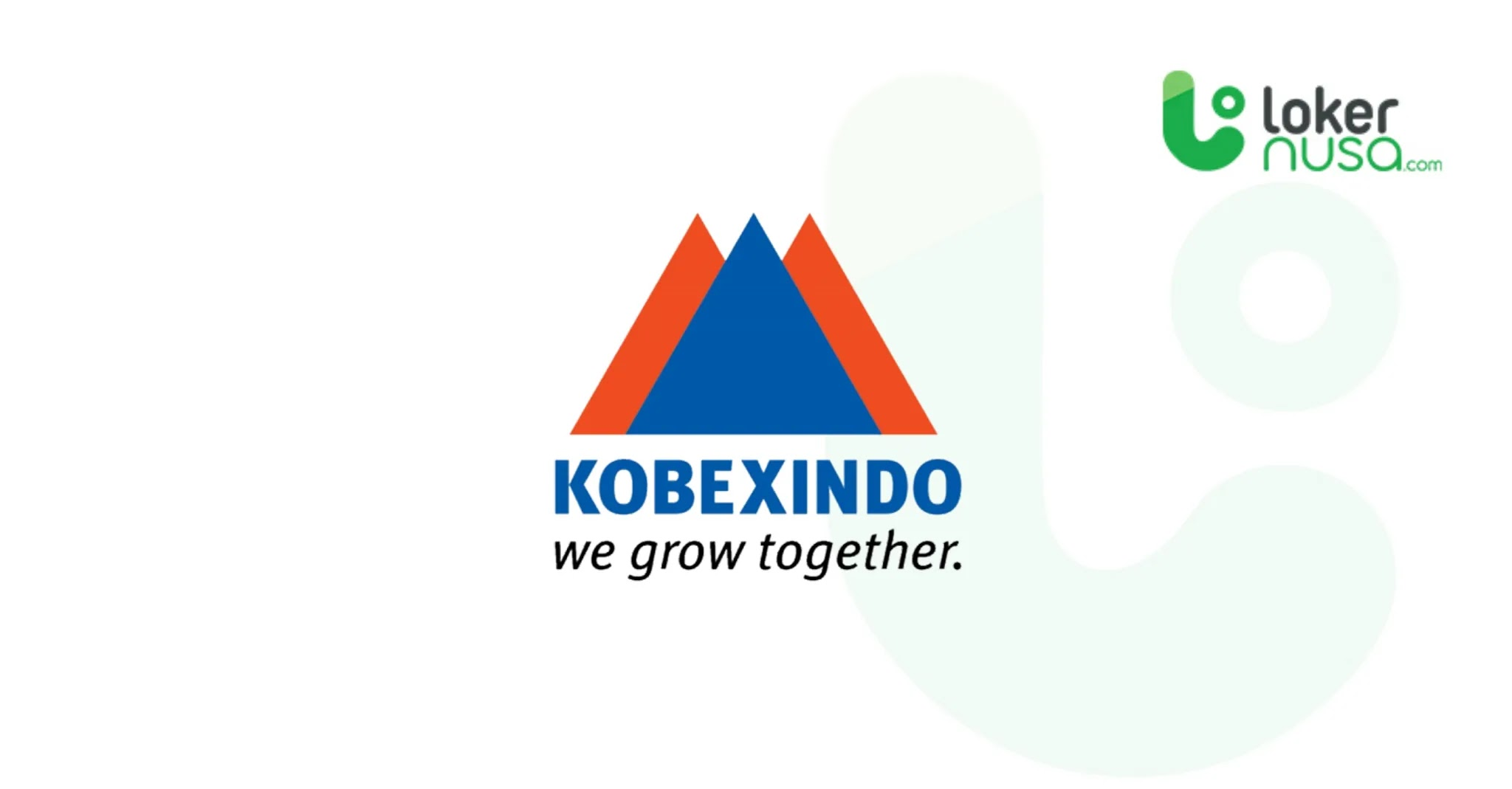 Lowongan Kerja Juli 2021 Kobexindo