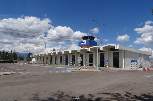 Aeropuerto Coronel FAP Alfredo Mendivil Duarte de Ayacucho