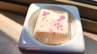 Glitter Cosmetics Candle – Perfumes of Glitter Cosmetics Candle - Versailles (tarte)