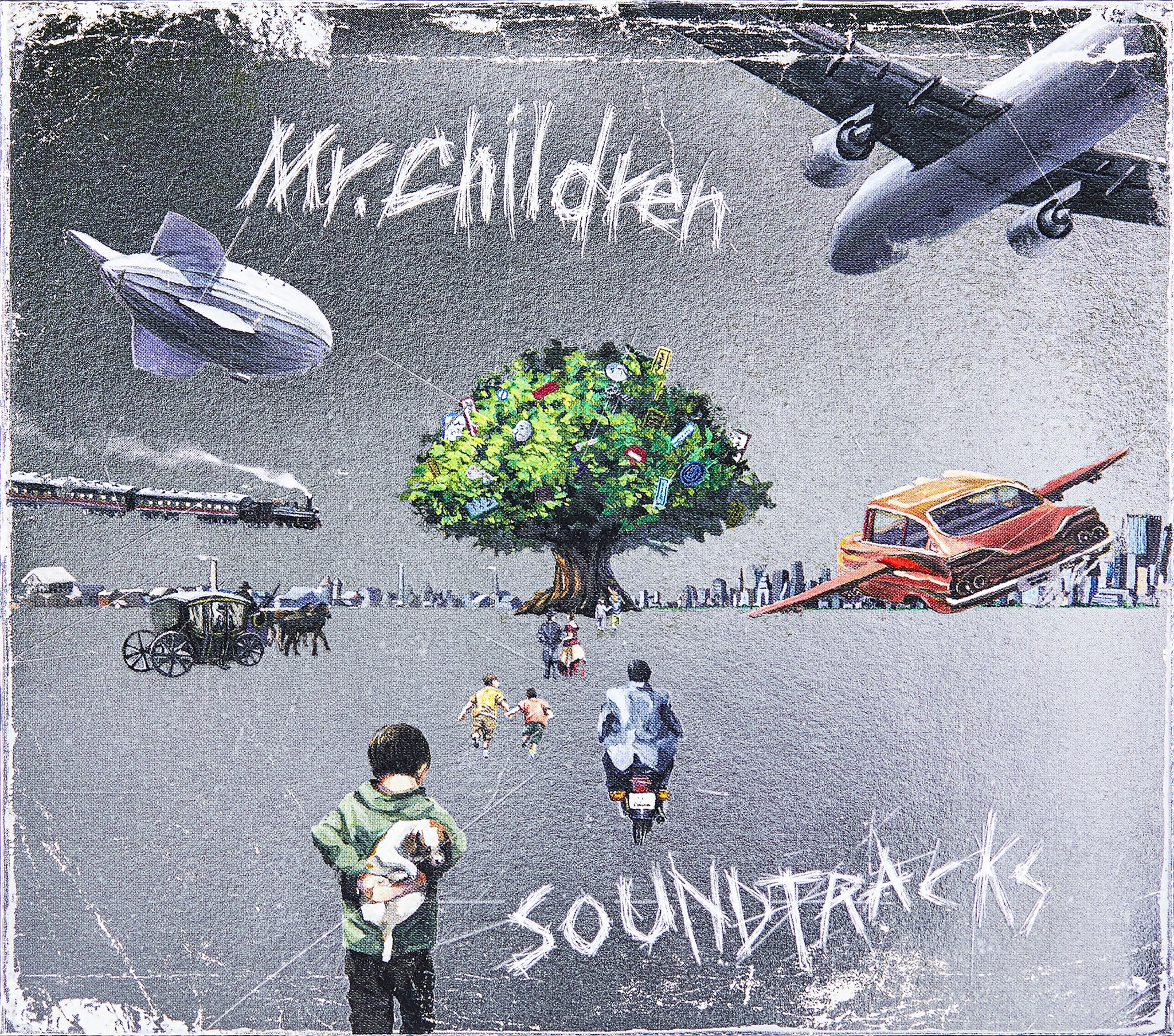 Mr.Children - SOUNDTRACKS [2020.12.02+MP3+RAR]