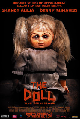 Sinopsis Film The Doll (2016)