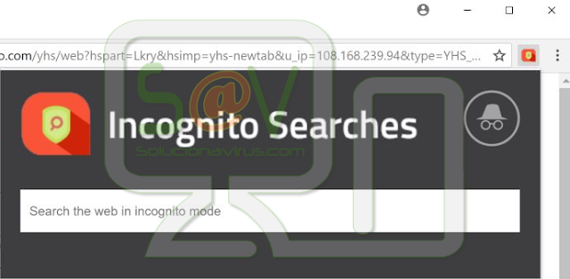 Incognito Searches