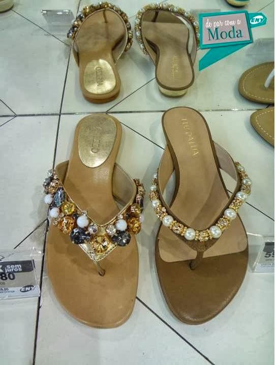 c54c9a0c95 Rasteirinhas e sandálias com pedraria  com o que combinar – Blog da Eny