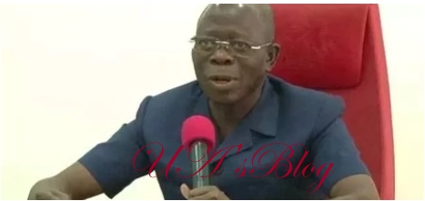 Court Papers Alleging Massive Corruption Against Oshiomhole Emerges