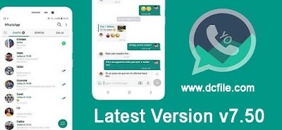 YoWhatsapp v7.50 APK Latest Version | Free Download 2018 | Official APK