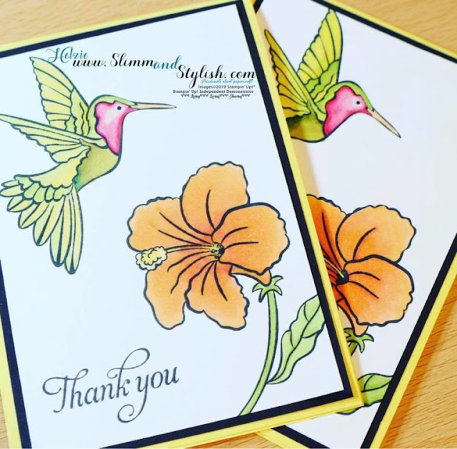 Humming Along Stampin' Up!