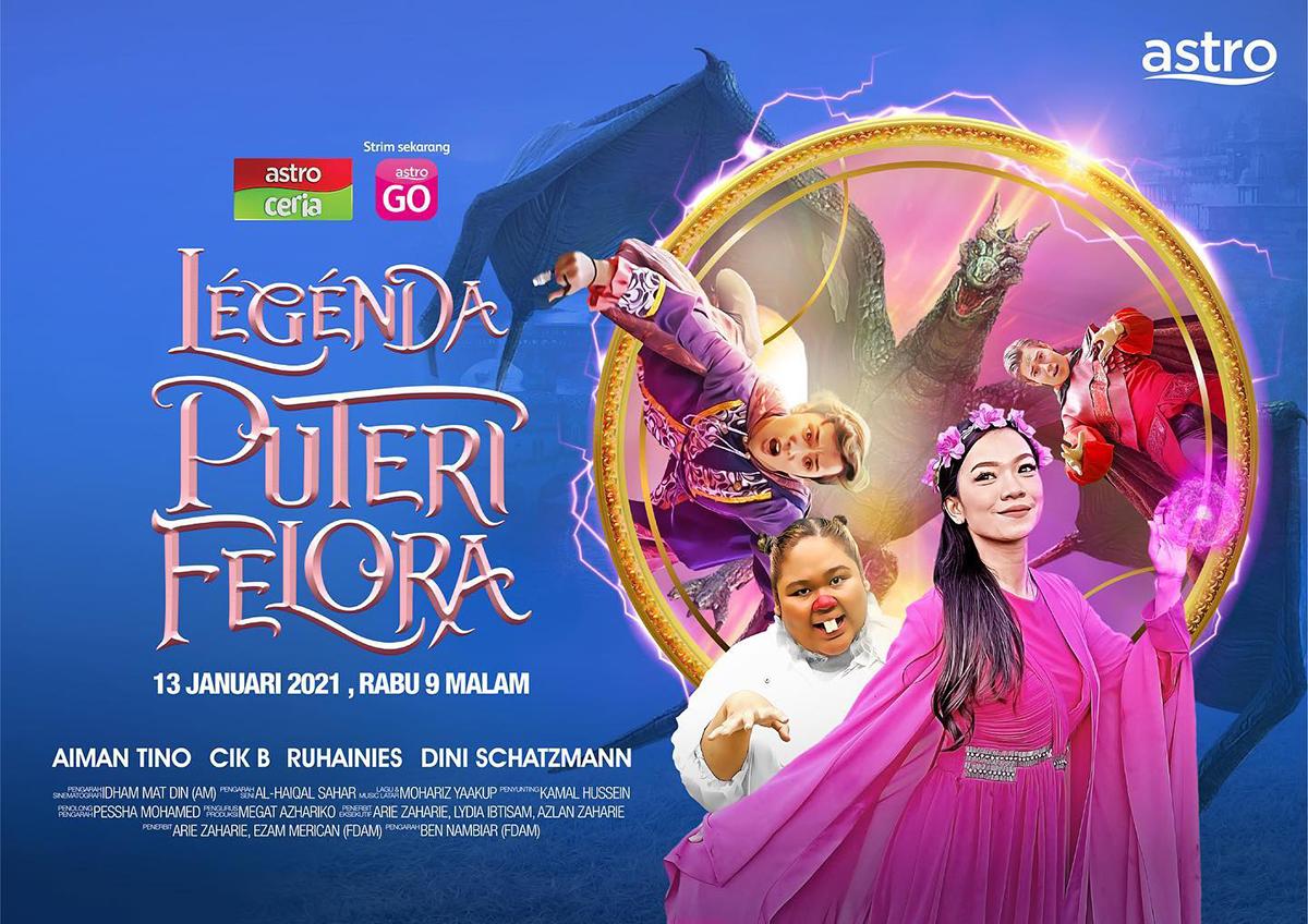 Legenda Puteri Felora (Astro Ceria)