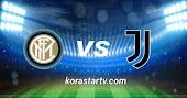 موعد مباراة يوفنتوس وانتر ميلان في ذهاب نصف نهائي كأس ايطاليا