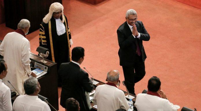 Batasi Presiden hanya Dua Periode, Amandemen Konstitusi Bakal Dihapus Pemerintah Sri Lanka. Indonesia Mau Ikutan?