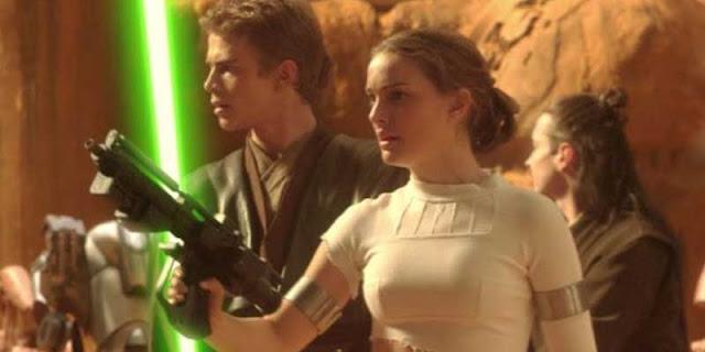 'Star Wars. Episodio II: El ataque de los clones'