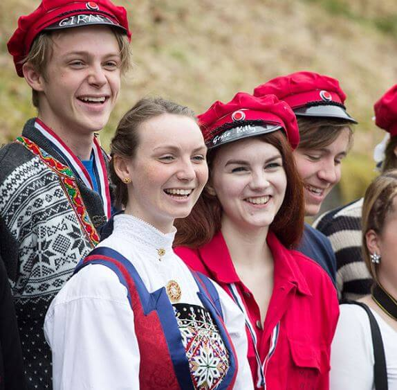 How to obtain a Norwegian work visa