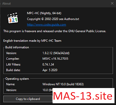 Download K-Lite Mega Codec Pack 15.4.4 Final Terbaru Full