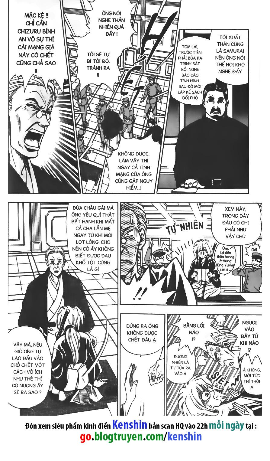 Rurouni Kenshin chap 6.5 trang 15