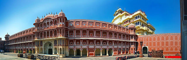 JAIPUR – The Pink City of Rajasthan, city palace