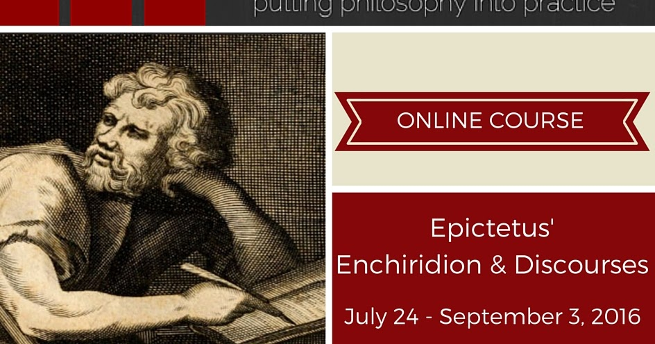 an analysis of the philosophical work the enchiridion by epictetus [tags: philosophical analysis] better essays 2812 words  when looking at epictetus' work through the handbook (the encheiridon) and the discourses of epictetus .