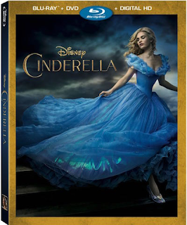 Blu-ray Review: Cinderella